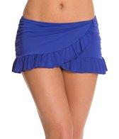 Kenneth Cole Reaction Ruffle-Licious Asymmetrical Skirt Bottom