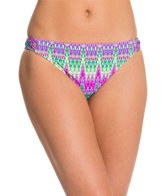 Kenneth Cole Reaction The Zig To My Zag Hipster Bikini Bottom