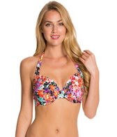 Kenneth Cole Reaction Darling Ditsy D-Cup Underwire Top