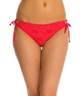 Kenneth Cole Reaction Adjustable Crochet Hipster Bikini Bottom