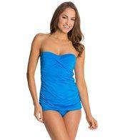 Jantzen Solid Original Vamp Swim Dress
