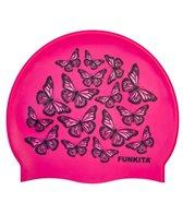 Funkita Flutterby Silicone Swim Cap