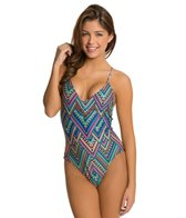 L-Space Antigua Black Wild Side One Piece