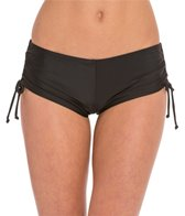 Hobie Solid Cinched Hot Pant