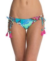 Hobie Perfect Paisley Adjustable Hipster Bikini Bottom
