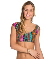 Hobie Tribal Treasure Crop Top