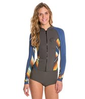 Billabong Women's 2MM Peeky Front Zip Jacket