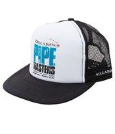 Billabong Men's Pipe Official Trucker Hat