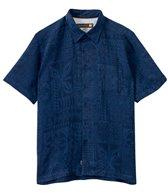 Quiksilver Waterman's Aganoa Bay 3 S/S Shirt