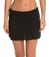 Body Glove Salsa Swim Skirted Bikini Bottom