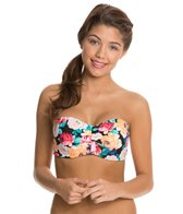 Body Glove Sanctuary Glow Underwire Push Up Bandeau Top
