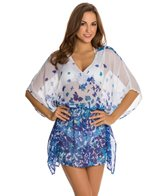 Jones New York Santorini V-Neck Tunic Cover Up