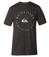 Quiksilver Men's Good Circle S/S Tee