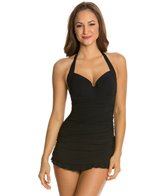 Profile by Gottex Solid Underwire D-Cup One Piece