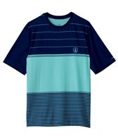Volcom Men's Sub Stripe S/S Rashguard