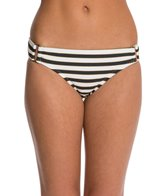 Red Carter Tropical Ladder Square Hardware Hipster Bottom