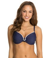 BLEU Rod Beattie Hey Sailor Underwire D-Cup Top