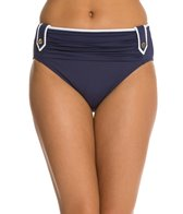 BLEU Rod Beattie Hey Sailor High Waist Bikini Bottom