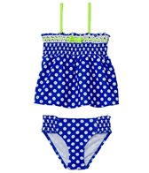 Hula Star Hula Dot Tankini Set (2T-6X)