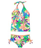 Gossip Girl Girls' Tiger Lily Tankini Set (7-16)