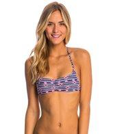 Billabong Geo Delight Tali Halter Bikini Top