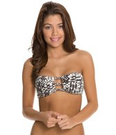 Billabong Beach Batik Bandeau Bikini Top