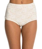 Billabong Bella Lace Retro High Waist Bottom