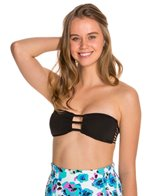 Billabong Sol Searcher Macrame Bandeau Bikini Top
