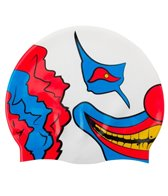 Sporti Twisted Smile Silicone Swim Cap