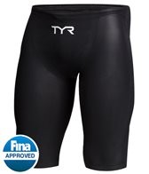 TYR Avictor Solid Male Short Jammer Tech Suit