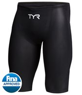 TYR Avictor Solid Male High Short Jammer Tech Suit
