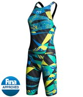 TYR Avictor Prelude Female Closed Back Kneeskin