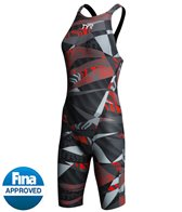 TYR Avictor Prelude Female Closed Back Kneeskin Tech Suit