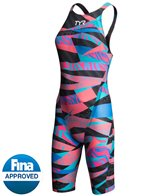 TYR Avictor Prelude Female Open Back Kneeskin