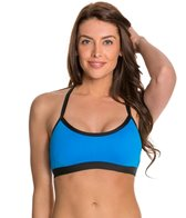 Beach House Solid Nadi Sport Top