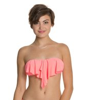 O'Neill Salt Water Solids Bandeau Bikini Top