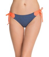Splendid Sporty Blues Tunnel Bikini Bottom