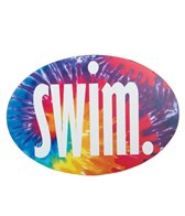 Bay Six swim. Tie Dye Magnet