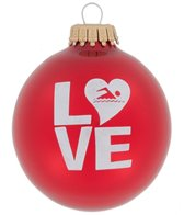 Bay Six Swim Love Ornament