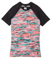 Hurley Girls' Static One Piece (7yrs-14yrs)