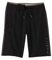 O'Neill Boys' Santa Cruz Stretch Boardshort (8yrs-14+yrs)
