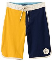 O'Neill Boys' Santa Cruz Original Scallop Boardshort  (8yrs-14yrs+)