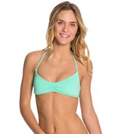 Roxy Girls Just Wanna Have Fun Halter Triangle Top