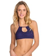 Roxy Sand Dollar Halter Crop Top