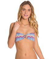 Roxy Bohmeian Sunrise Bandeau Top