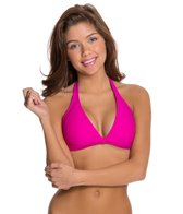 Roxy Essentials 70's Halter Bikini Top