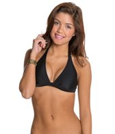 Roxy Essentials 70's Halter Bikini Top