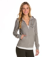Hurley Surf Anchor Slim Fleece Zip Up Hoodie