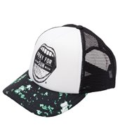 Hurley Printed Trucker Hat