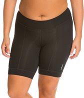 Shebeest Women's Triple S Ultimo Plus Size Cycling Shorts